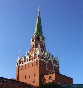 ロシア、モスクワの風景